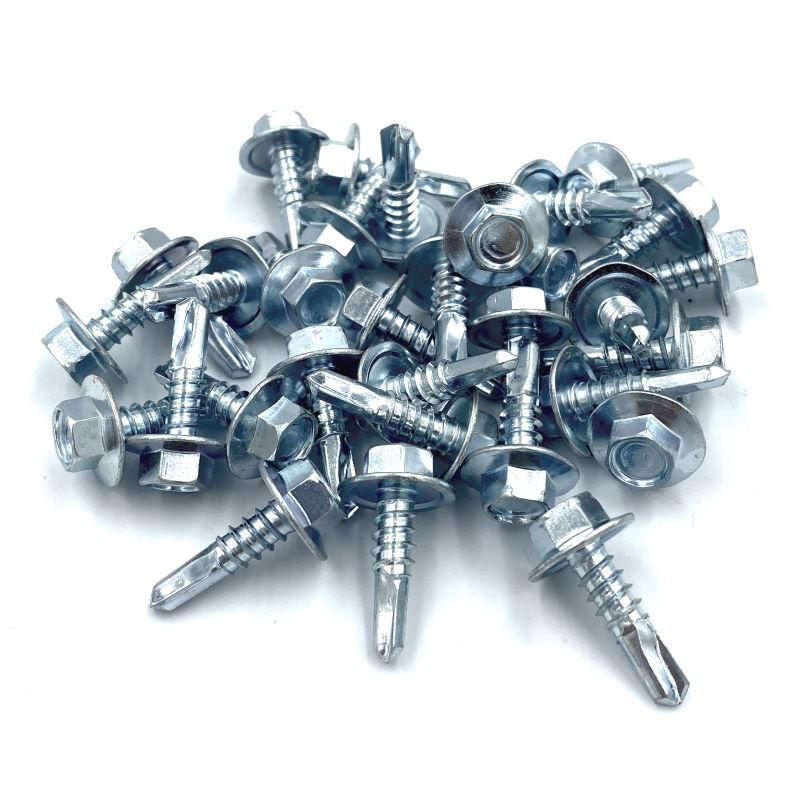 Self Drilling & Tapping Screws (Tek) 12-14 x 20 mm